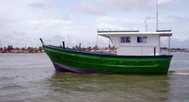 Long Line & Multiday NM-35 Fishing Boat