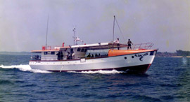 NMDF 75 Multi Day Fishing Boat