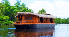 76ft. Catamaran House boat