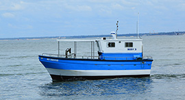 NMDF 35 Multi Day Fishing Boat