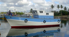 NMDF 45 Multi Day Fishing Vessel