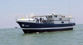 NMDF 54 MK2 Multi Day Long line Fishing Vessel